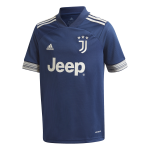Adidas Juventus (20/21) Youth Away Jersey 2
