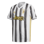 Adidas Juventus (20/21) Youth Home Jersey 2
