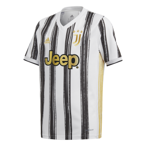 Adidas Juventus (20/21) Youth Home Jersey 5