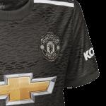 MUFC Away Crest