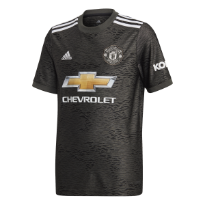 Adidas MUFC (20/21) Youth Away Jersey 4
