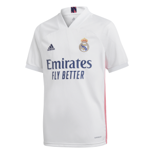 Adidas Real Madrid (20/21) Youth Home Jersey 3