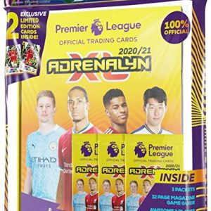 Premier League 2020/21 Card Starter Pack 12
