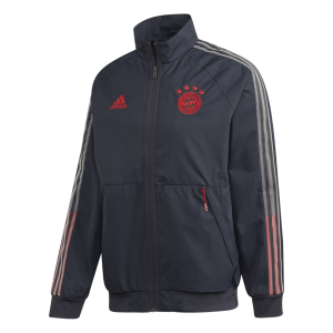 Adidas Anthem Jacket - Bayern 9