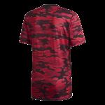 Adidas MUFC Preshirt (Back)