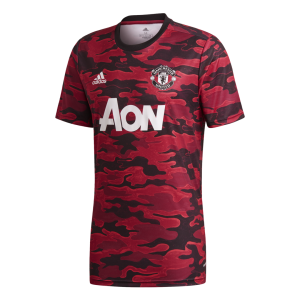 Adidas Preshirt - Manchester United 4