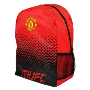 Small Backpack - Man United (Red) 5