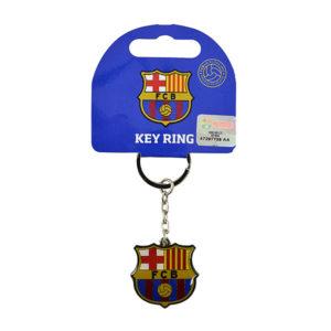 Crest Keychain - Barcelona 9