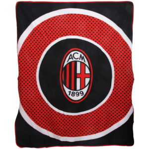 Fleece Blanket - AC Milan 1