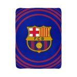 Fleece Blanket - Barcelona 1
