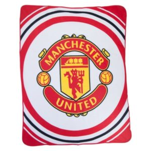 Fleece Blanket - Man United 10