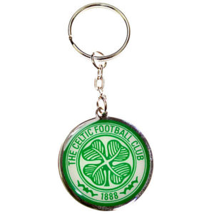 Crest Keychain - Celtic 10