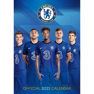 2021 Calendar - Chelsea 8