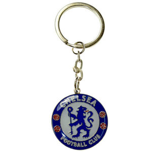 Crest Keychain - Chelsea 12
