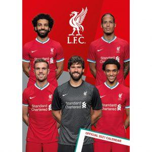 2021 Calendar - Liverpool 7