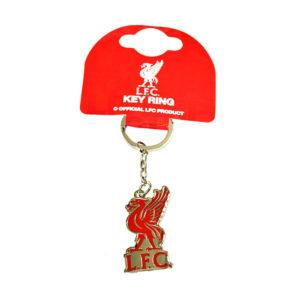 Crest Keychain - Liverpool 9