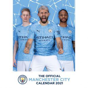 2021 Calendar - Man City 11