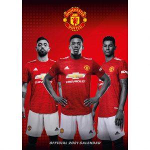 2021 Calendar - Man United 4
