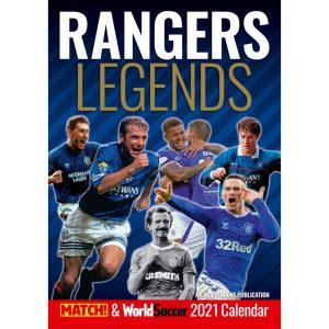 2021 Calendar - Rangers 7