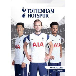 2021 Calendar - Tottenham 8