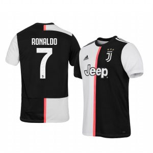 Juventus (19/20) Home Ronaldo Jersey 10