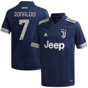 Adidas Juventus Ronaldo (20/21) Away Jersey 6