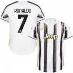 Adidas Juventus (20/21) Ronaldo Home Jersey 2