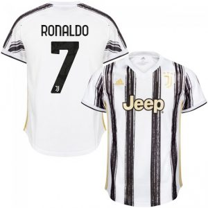 Adidas Juventus (20/21) Ronaldo Home Jersey 9
