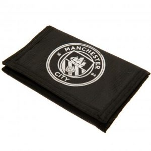 Club Wallet - Man City (Black) 5