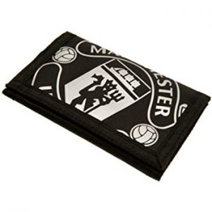 Club Wallet - Man United Black 8