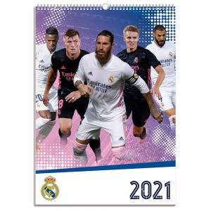 2021 Calendar - Real Madrid 6