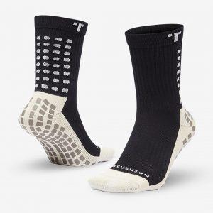 TRUsox Mid-Calf Cushion Sock (Black) 1