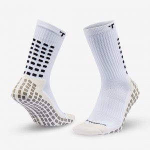 TRUsox Mid-Calf Cushion Sock (White) 2