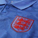 England Away Jersey Crest