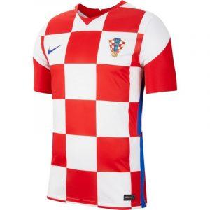 Nike Croatia Home Jersey 5