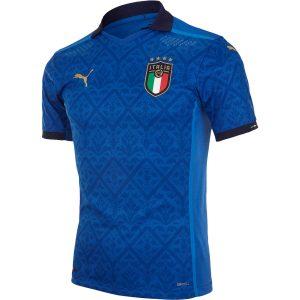 Puma Italy Home Jersey 7
