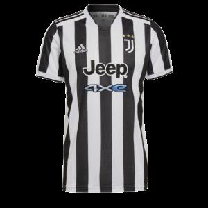Adidas Juventus Home Jersey (21/22) 10