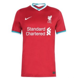 Nike Liverpool Home Jersey (20/21) 11