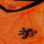 Netherlands Home Jersey Crest
