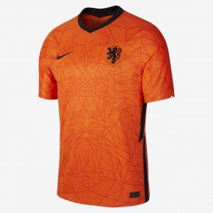 Nike Netherlands Home Jersey 2