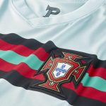 Portugal 2020 Away Crest