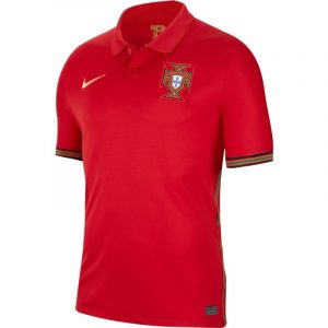 Nike Portugal Home Jersey 2