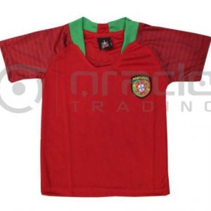 Portugal Fan Jersey 4