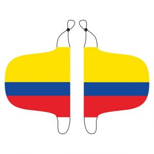 Car Mirror Cover - Colombia 2