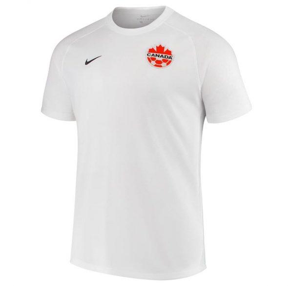 Canada Men's National Soccer Team Away Jersey