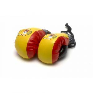 Mini Boxing Glove Set - Spain 3