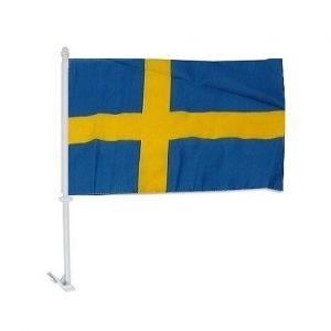 Car Flag - Sweden 1