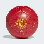 Adidas Manchester United Club Soccer Ball 2