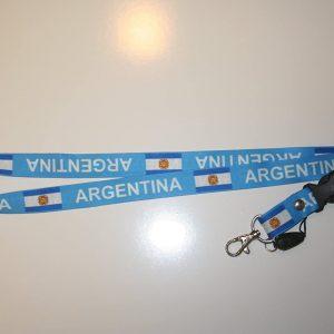 Argentina Lanyard 3