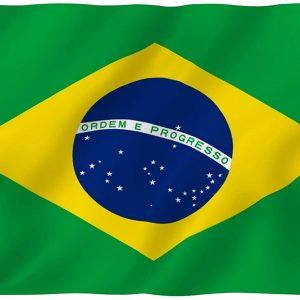 Country Flag (3 x 5) - Brazil 4